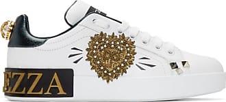 Baskets Heart amp; Vertes Blanches Portofino Et Dolce Dg Gabbana qxOw10EdE