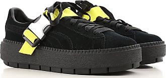 Femme 2017 Puma Noir 5 37 Daim Sneaker qTnZ5Ca