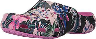 42 Femme Freesail Crocs Sabots Multicolore Clog tropical 43 Graphic Eu Women wRwX8Bq