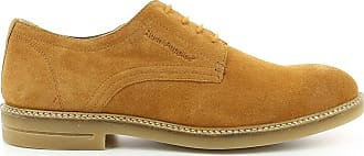 Camel Suède Marty Cuir Derbies Puppies Hush qxTYwXg6