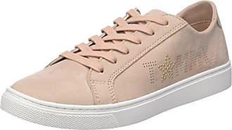 Sneakers Rose Eu Star Hilfiger Femme 42 Nubuck 634 mahogany Basses Sneaker Tommy p7Iq66
