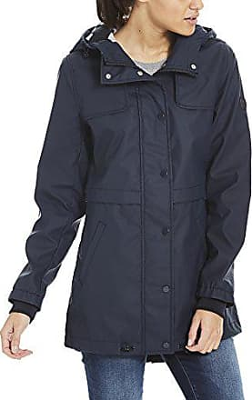 Bleu Bench Manteau Imperméable Slim Bl11341 Femme essentially Bonded Rainjacket Navy gBwRqYg