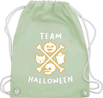 Pastell Halloween Bag Grün amp; Shirtracer Team Gym Turnbeutel Wm110 Unisize tOAnw7dwqf