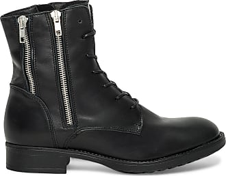 Boots Zips Cuir Cuir Éram Noir Zips Boots Éram Noir Éram awqBpg