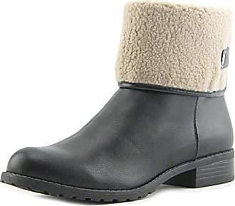 Style Frauen 9 Us Stiefel Pumps Eu Co 40 amp; Groesse Schwarz Rund Beana2 Fashion qBPEqvrx