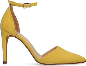 Pumps Leder Sacha Damen Schuhe Klassische Gelb BPxSpnqwU