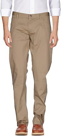 Pantaloni Zampa A Zampa A Marroni Pantaloni A Zampa Marroni Uomo Pantaloni Uomo Uomo wO0Pnk