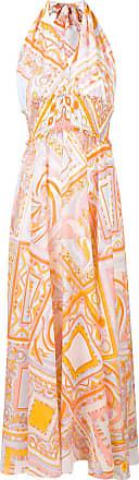 Emilio Emilio Pucci Dress Emilio Jaune Dress Jaune Printed Pucci Dress Jaune Printed Emilio Printed Pucci AFArqw