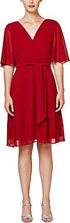 38 Robe 36 Rouge Red 078eo1e011 dark Fabricant taille 610 Femme Esprit 5Cw0vqW