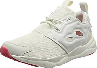 Eu Sole 39 White Sneakers classic Reebok chalk Blanc Furylite Basses Femme a5Fv5qxzw