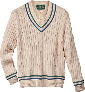 Paine 52 cricket pullover Alan Offwhite Herren RqSwxpz
