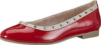 chili 543 Marco Mujer Para Eu 37 Tozzi Bailarinas Rojo Comb 22113 4qwTY84