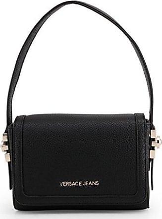 Versace U 70035 899 Schwarz Damen Handtasche E1vrbbh3 Jeans cT1J3uKlF