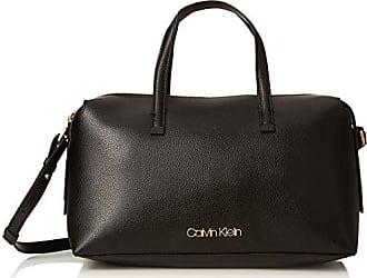 Duffle Calvin Klein Damen Cm Frame Jeans Schwarzblack15x19x33 Handgelenkstasche mNwOyv08nP