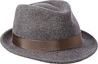 Wynn Hombre Sombrero tamaño X Pewter Fabricante Bailey large x Gris Para Rdggq