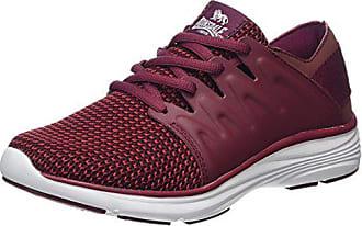 Multisport Eu Chaussures 4 Burgundy burgundy Outdoor Uk Rouge 36 Femme dark 5 Lonsdale Peru qTfREE