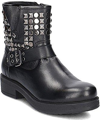 Gioseppo By Studs Black Bootie Black 40 1xF1p