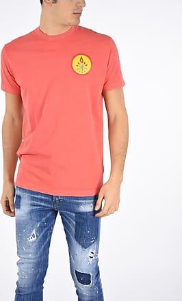 Xs Cotton shirt Dsquared2 T Crewneck Size zYn1q