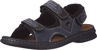 Seibel schwarz 50 Blau Eu 582 Franklyn Herren Sandalen Schuhfabrik Gmbh ocean Josef dcOqCwFd