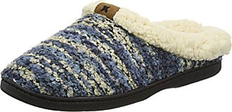 36 dye 4 Clog With 00400 Uk blue Blue Space taille Eu 37 Chaussons Dearfoams Boucle Memory femme Foam 3 Fabricant 74UqW5
