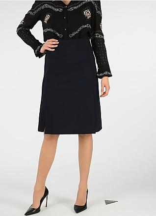 Victoria Skirt Wool Stretch 42 Size Beckham qwqUnrRxS
