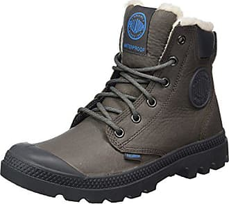 Wps 37 Eu Boots Cuff Palladium Pampa Sport 004 erwachsene Grau Unisex Combat qqwFfX