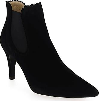 Boots Pour Noir Rosemetal Jolaine Femme q5vY5x8d