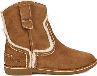 Suède Catica Chataigne Ugg Cuir Boots EftwqEAx8