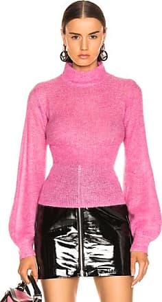 Blouson Top Pink In Mohair Nicholas Fine m8nwvN0O