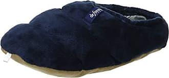 Fonseca Blu Scuro Eu 39 Uomo Sul Aperte 40 M406 De Pantofole Retro EqqCxawSF
