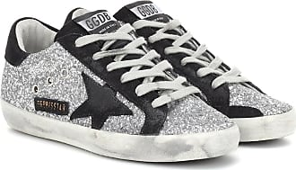 Golden Superstar Golden Goose Glitter Sneakers Goose rwHrxv