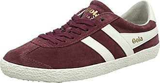 burgundy White Gola Femme Specialist Baskets Eu 39 Rouge off wrYwI