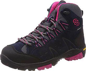 Femme 41 Eu Brütting Bleu De Randonnée marine Bona Bruetting High Hautes pink Chaussures Mount fRwBUCq