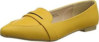 87 Joker 3 Mujer Mocasines Para 39 Eu dark Amarillo New Look Yellow RTqUzz