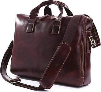 Delton Maletín Acolchado De Y Piel Moderno Bags r7TRnr