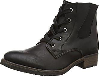 Gerli Eu schwarz Dockers Noir Femme Boots 35iz305 36 By 100 Uqqxz5O
