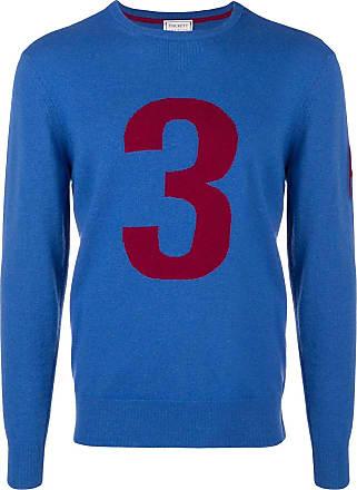 3 Intarsia Blu Hackett Colore Jumper Di No T3uFJlcK1