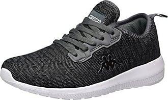 44 Basses black Gizeh Kappa Sneakers Adulte grey Eu Mixte Noir wR8BYYxq