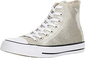 Chuck Taylor Star Womens All Converse Canvas High Sneaker Top Glitter m8nwv0N