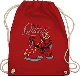 Gym Bag DamenWiesn Unisize Shirtracer Rot Queen Wm110 Turnbeutelamp; Oktoberfest cjA5L34qR