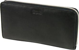 Esquire Silk Schwarz Schwarz Silk Esquire Reißverschlussbörse Reißverschlussbörse xfP7qwO