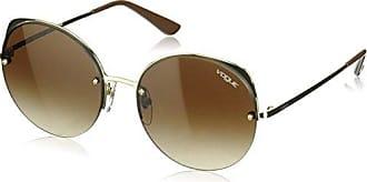 55 13 De Mujer 848 Gafas Pale Gold Sol Vogue Para vpzSn5xqw