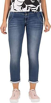 Jeans donna Timezone 3041 W33 Nalitz Wash blu Denim blu da slim RxxIqwA