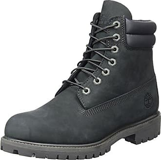 6 Waterproof Gris Fit Para Timberland Hombre Eu Collar wide 49 forged Iron Double Botas In dUnqI1