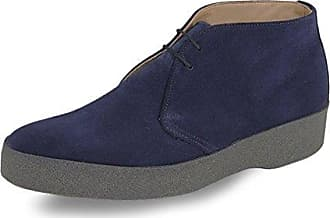 Boot 5 Chukka Us11 Eu45 Sanders Suede Top Navy Uk10 5 qA4EfwH