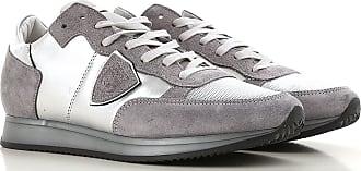 Sneaker En Model SoldesArgentCuir201739 Philippe Cher Femme Pas eYDI2WbEH9