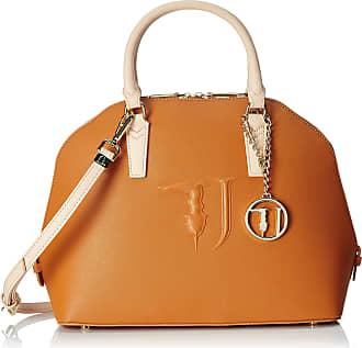 Trussardi cuoiobeige Womens Bag Top 75b555xx53 Handle Multicolor 466 q7rwfqPT
