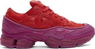Baskets Simons Raf Originals Adidas Roses Rouges Edition Ozweego Et SzxWnpqx1R