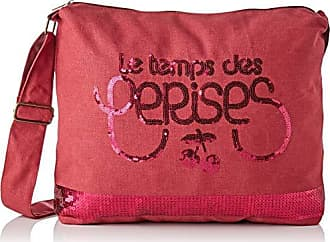w X L Rojo Mujer 1v03 Cm Le Des H Ltc8009 Hombro Temps 9x35x40 De rojo rouge Cerises Bolsa wRH6qBx
