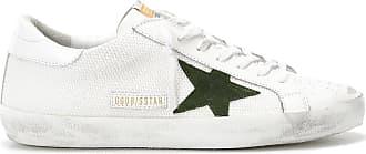 Vert Homme Goose Cord Superstar Blanc Baskets Golden Gum R5LA4j
